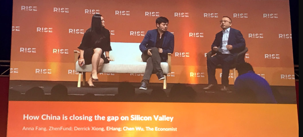 Is China closing the gap on Silicon Valley?