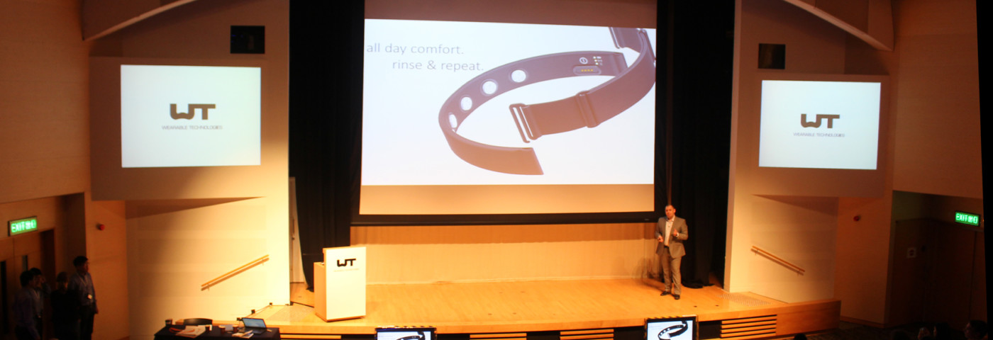Wearable Technologies Conference – Falling Asleep can be Fatal